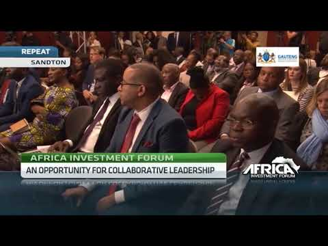 Africa Investment Forum: Where opportunities & capital colli