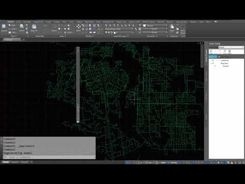 AutoCad Map 3D Feature Data Object   YouTube AutoCad Map 3D Feature Data Object