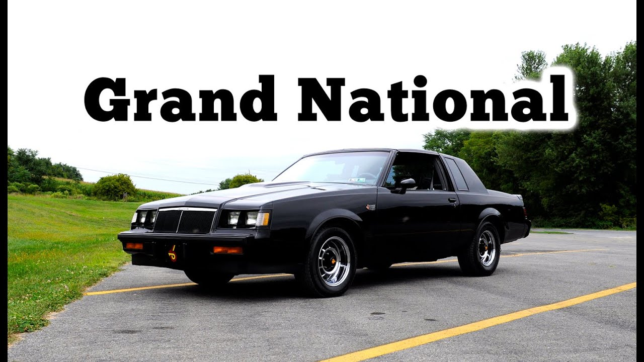 1986-Buick-Grand-National Grand Buick