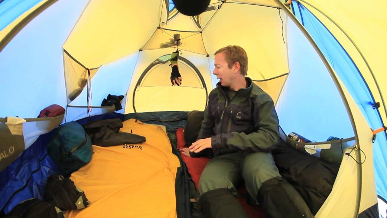 sc 1 st  YouTube & Sierra Designs Tents: Mountain Meteor - YouTube