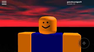 Best game on ROBLOX (not so) LOL