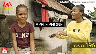 APPLE PHONE Mark Angel Comedy Episode 196