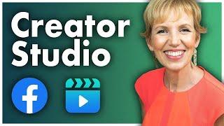 How to Use Facebook Creator Studio: Desktop and Mobile App Tutorial