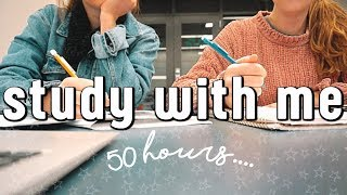 MY 50 HOUR STUDY WEEK AT COLLEGE... |  STUDY MOTIVATION