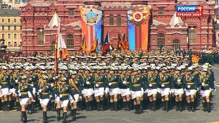 Russian Army Parade, Victory Day 2018 Парад Победы