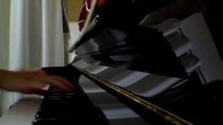 Debussy:Estampes-3.Jardins sous la pluie ドビュッシー:版画「雨の庭」