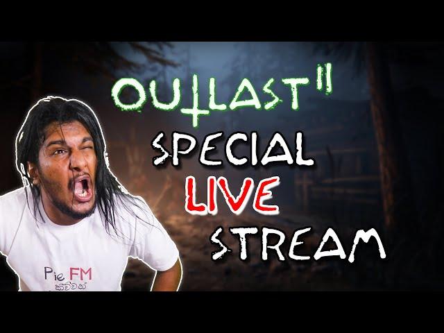 Outlast 2 - Special Stream by K. Undukapuchcha