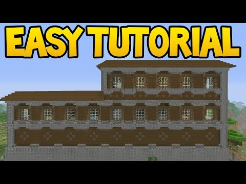 Minecraft Console - TU54 Update! - How to Find A Woodland Mansion - EASY TUTORIAL