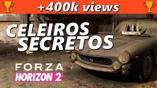 Forza Horizon 2: localização dos carros secretos nos celeiros