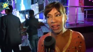 بالفديو : الدكتورة شريفة فاطمة الزهراء : جئنا لتشجيع السياحة فى مصر ونحن فداء لها