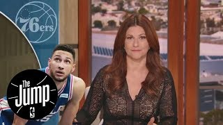 Wizards intentionally fouling Ben Simmons is part of a larger problem   The Jump   ESPN