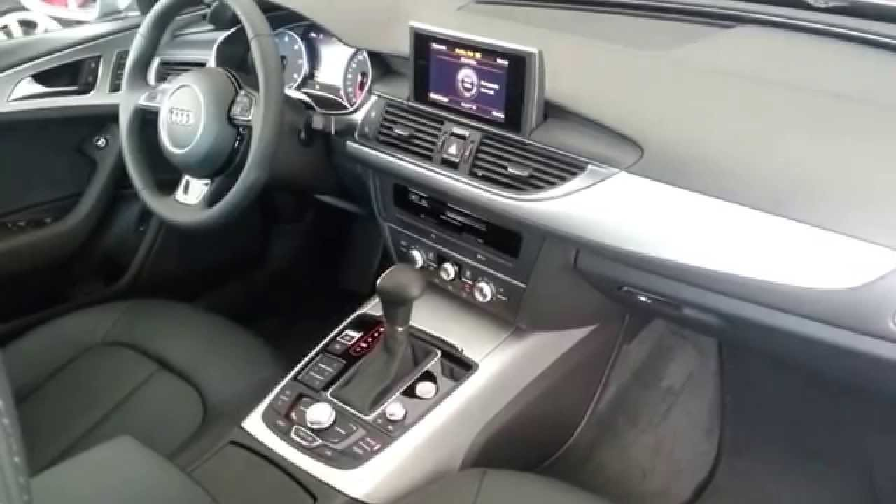 Interior Audi A6 2014 versión para Colombia FULL HD - YouTube