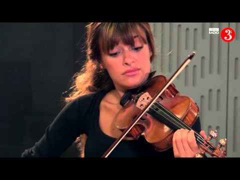 BBC In Tune Sessions: Nicola Benedetti plays Liebesfreud by Fritz Kreisler