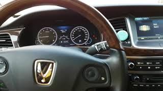 Обзор Hyundai Equus Экус 2014 от реального владельца часть 1 смотреть