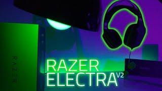 Να σου πω τη μοίρα σου;!! | Razer Electra Analog V2 Unboxing