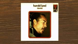 HAROLD LAND - IN THE BACK , IN THE CORNER , IN THE DARK