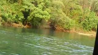 ล่องแพ-กาญจนบุรี