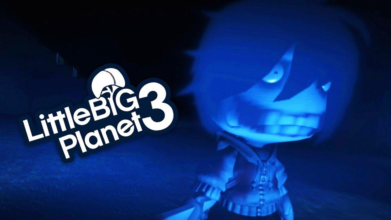 LittleBigPlanet 3 - Jeff The Killer Movie - Official Tease ...