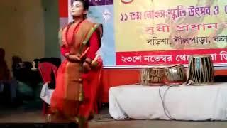 Bondhu bine pran bachena dance