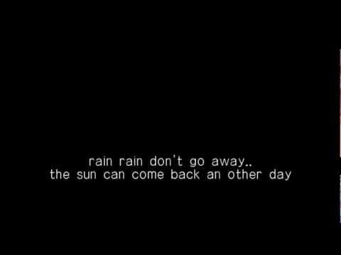 Priscilla Ahn - Rain - Lyrics