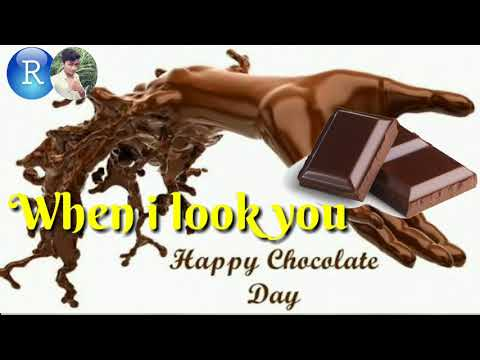 Happy Chocolate Day 2018 Wishes Whatsapp Video Beautiful Quotes