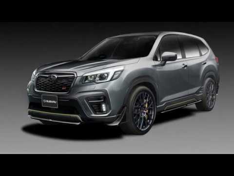 2019 Subaru Forester STI And Impreza STI Concepts Will Debut Next Month