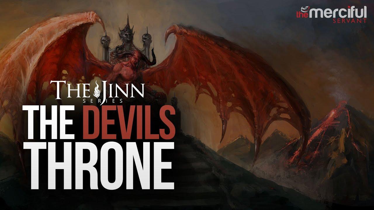 The Devils Throne - Jinn Series