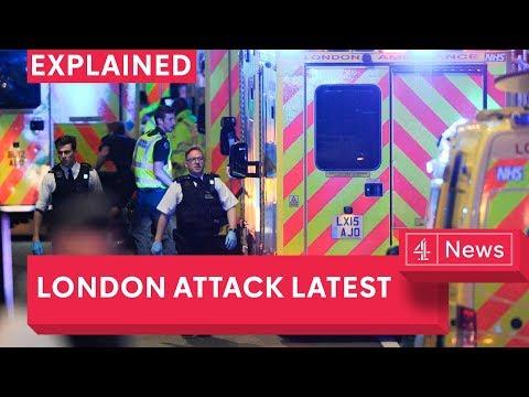 Terrorist attack in London: the latest