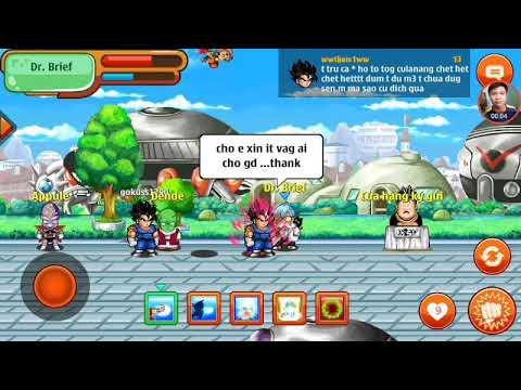 Hướng dẫn tải game trên wapvip về điện thoại và cách sử dụng( ngọc rồng online)