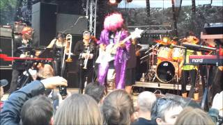 Bootsy Collins - Bootzilla / Rubber Duckie - Live @ Paris, La Plage Fri Jul-8 2011