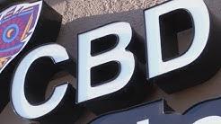 Lubbock CBD Oil Shop picks up mess after burglary