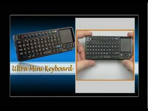 Ultra Mini Keyboard