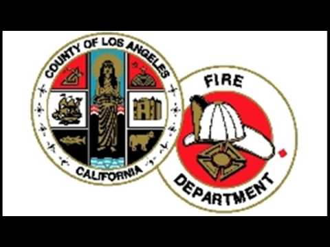 1980s Los Angeles County Fire Department Radio Traffic 1