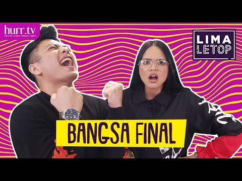 LimaLeTop! | Bangsa Final