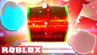 CHRISTMAS REALM AND NEW PETS! | Roblox Bubble Gum Simulator
