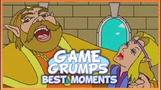 Game Grumps: Best of Zelda The Wand of Gamelon