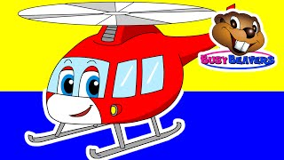 """Counting Helicopters"" 