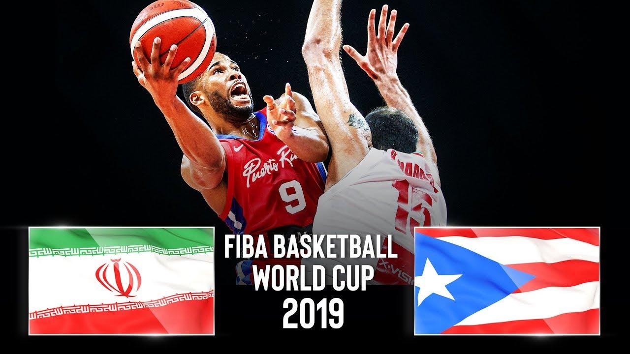 Iran 🇮🇷 v Puerto Rico 🇵🇷 - Classic Full Games