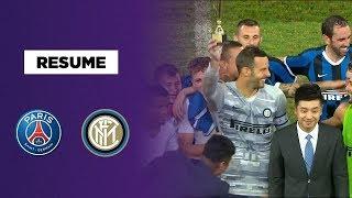 Amical : Le PSG craque face à l'Inter