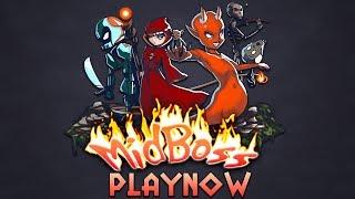 PlayNow: MidBoss | PC Gameplay (Roguelike Turn Based Strategic RPG Game)