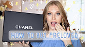 2aba0eb53bdd92 Chanel W.O.C. Reveal | Fashionphile Unboxing / Reveal + Review ...