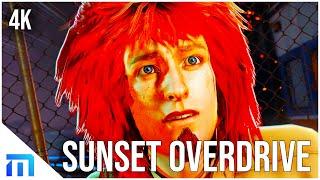 Sunset Overdrive - PC Gameplay 4K 60FPS - Ultra Settings