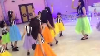 رقص بنات صغار أذكرو الله