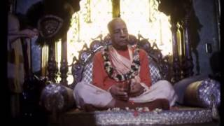 Hare Krishna Mantra is Disinfectant - Prabhupada 0180