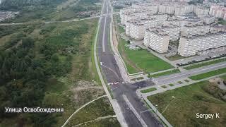 Обход Красного села. Август 2021 4К