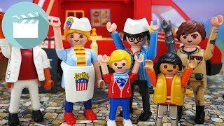 Playmobil Ghostbusters Film deutsch   Foodtruck Festival in Playmobil City   Playmobil Film deutsch