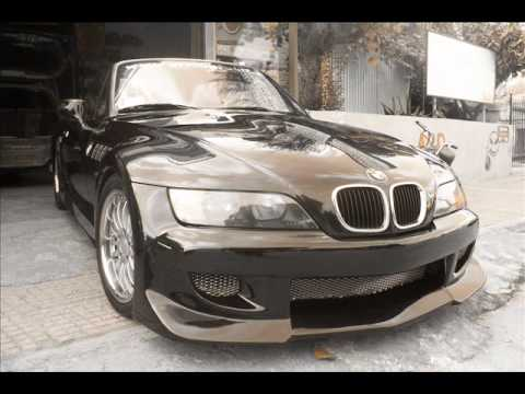 Armoutakis Bmw Z3 Body Kit Youtube