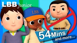 ''No, No, No!'' ''No hables Con Extraños'' | Y Muchas Más Canciones Originales | De LBB Junior!