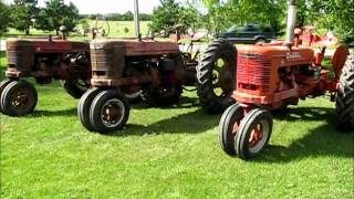 3 Farmall H Tractors for sale on ebay. 6-26-12