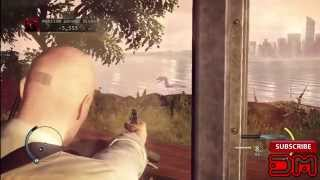 Hitman Absolution : Loch Ness Monster Easter Eggs